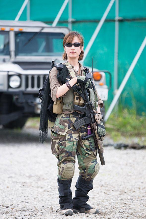 Mujeres soldado del mundo  02dc4defd8b