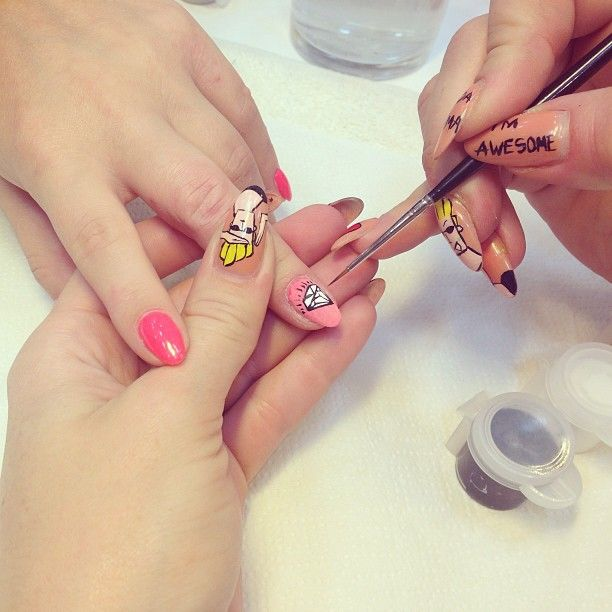 eclairiga instagram photos #eclair #eclairnails #nails #nailswag #nailporn #nailpolish #eclairatwork