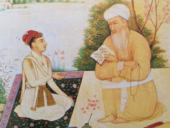 Saiyadi Abdullah Shah better known as Baba Bhulle Shah 1680