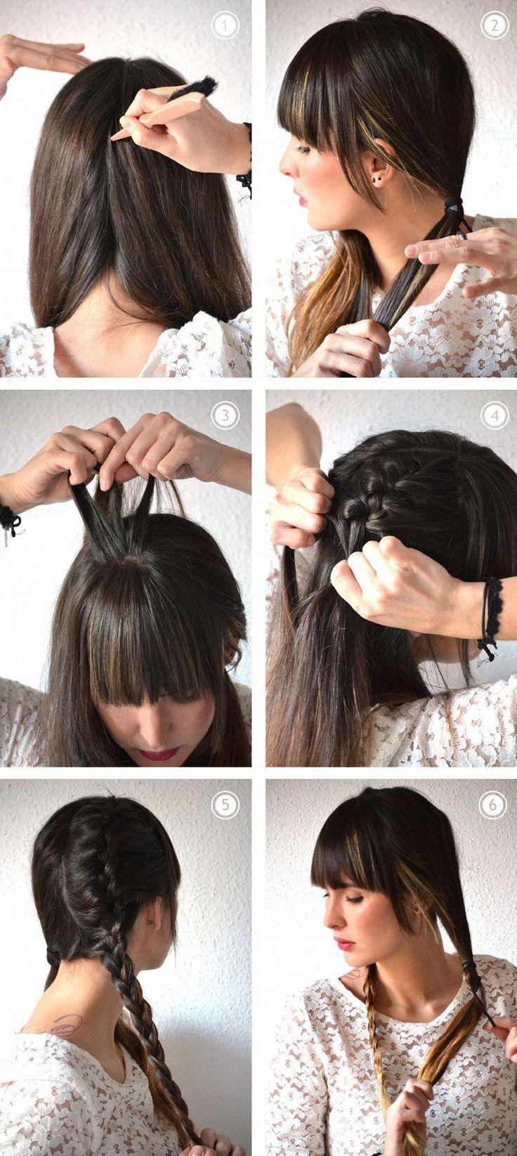 diy hairstyles bow #Diyhairstyles