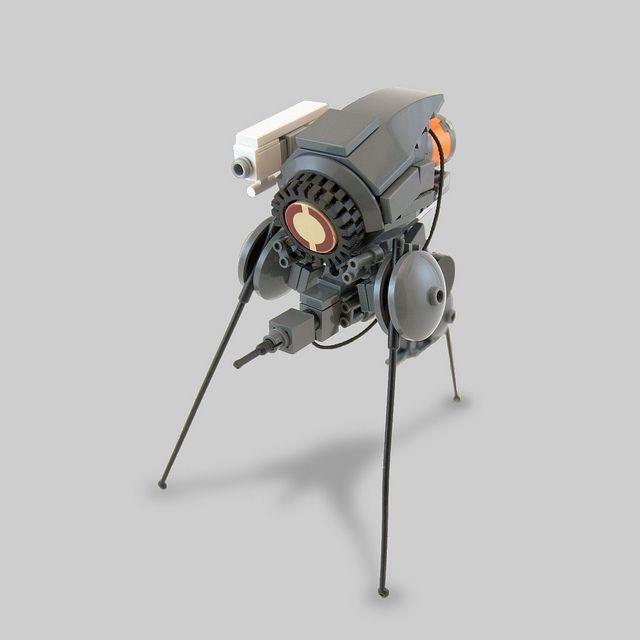 Bot #LEGO