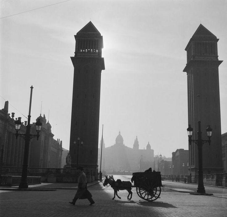 Barcelona, 1950s / Francesc Català-Roca
