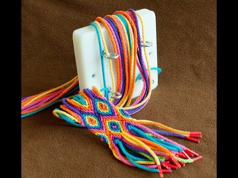 ply split fajon mochila wayuu - YouTube