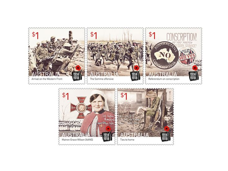COLLECTORZPEDIA Centenary of WWI: 1916