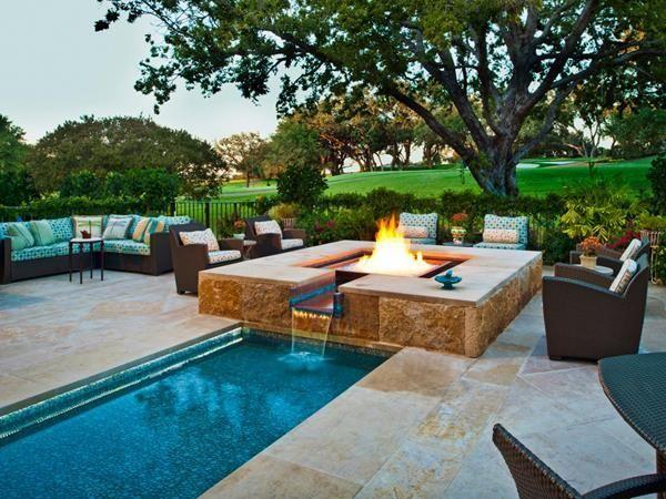 Attractive Ideas For Beautiful Backyard Horror Underground Outdoor Fire Pit Designs Outdoor Fire Backyard