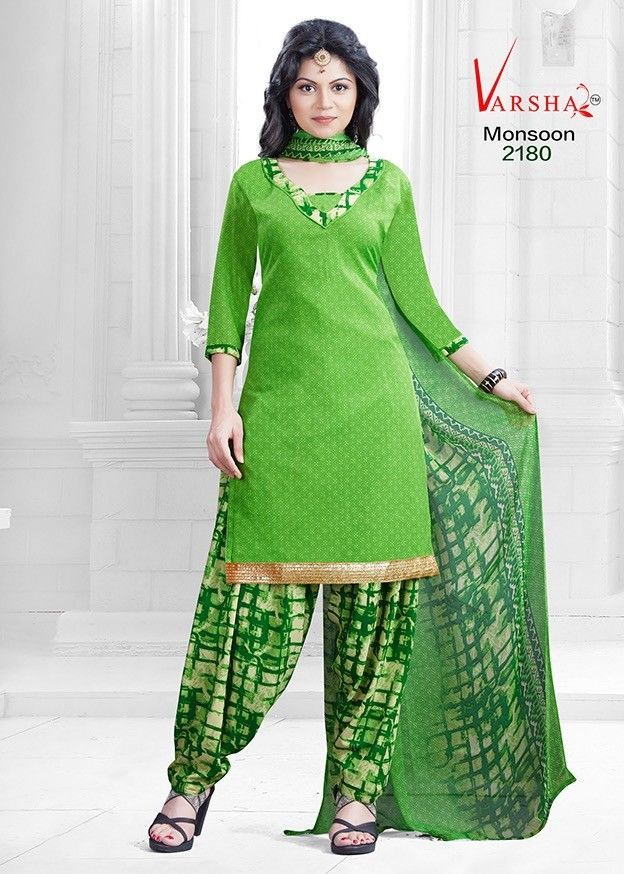 ea8766e7bb99 Salwar Kameez Unstitched Synthetic Pakistan Bollywood Indian Crepe ...
