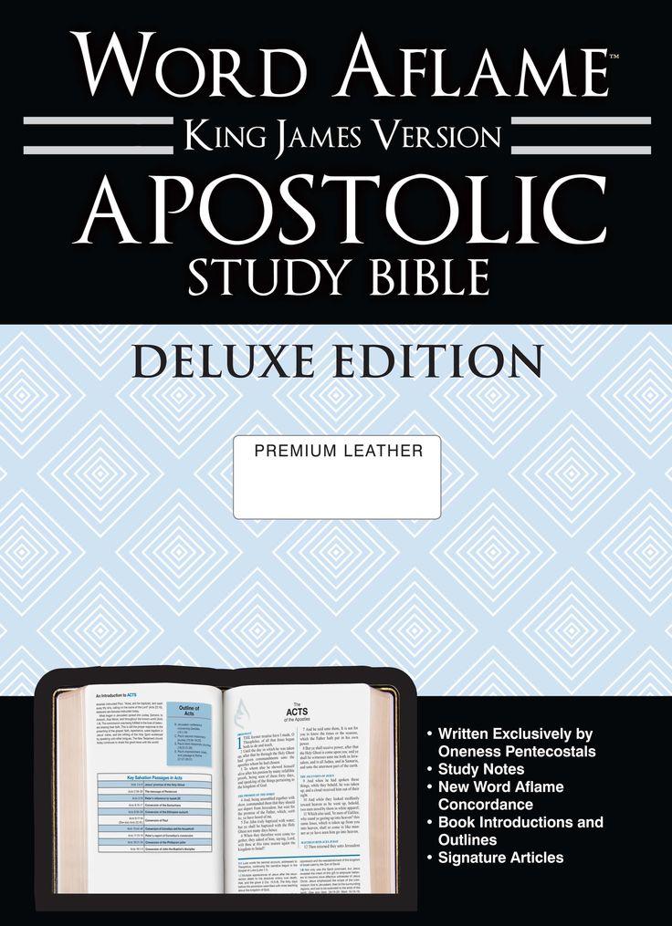 Apostolic Study Bible Study