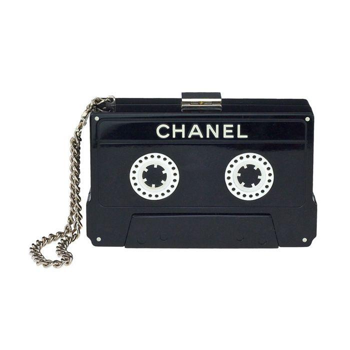 Chanel 2004 SS Cassette Chic
