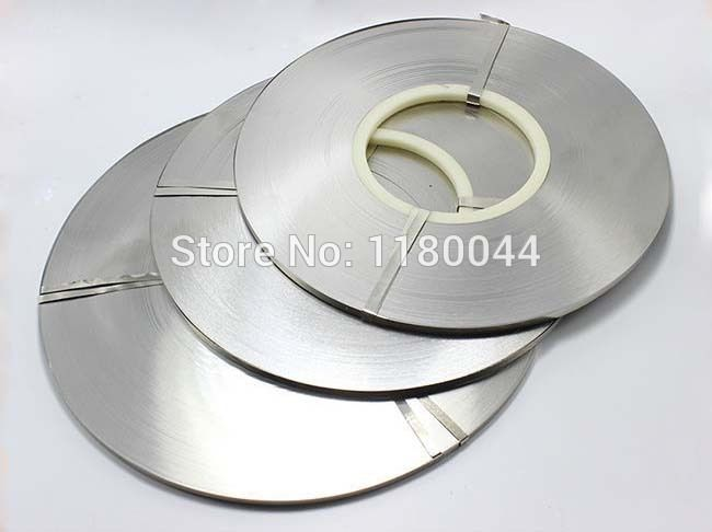 FREE SHIPPING! High Quality Pure Nickel Plate Strap Strip Sheets 99.96% for battery spot welding machine Welder Equipment 0.5kg