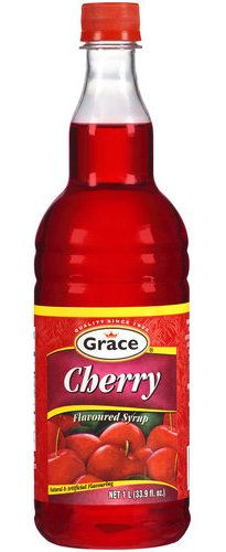 Cherry syrup, Syrup and Cherries on Pinterest