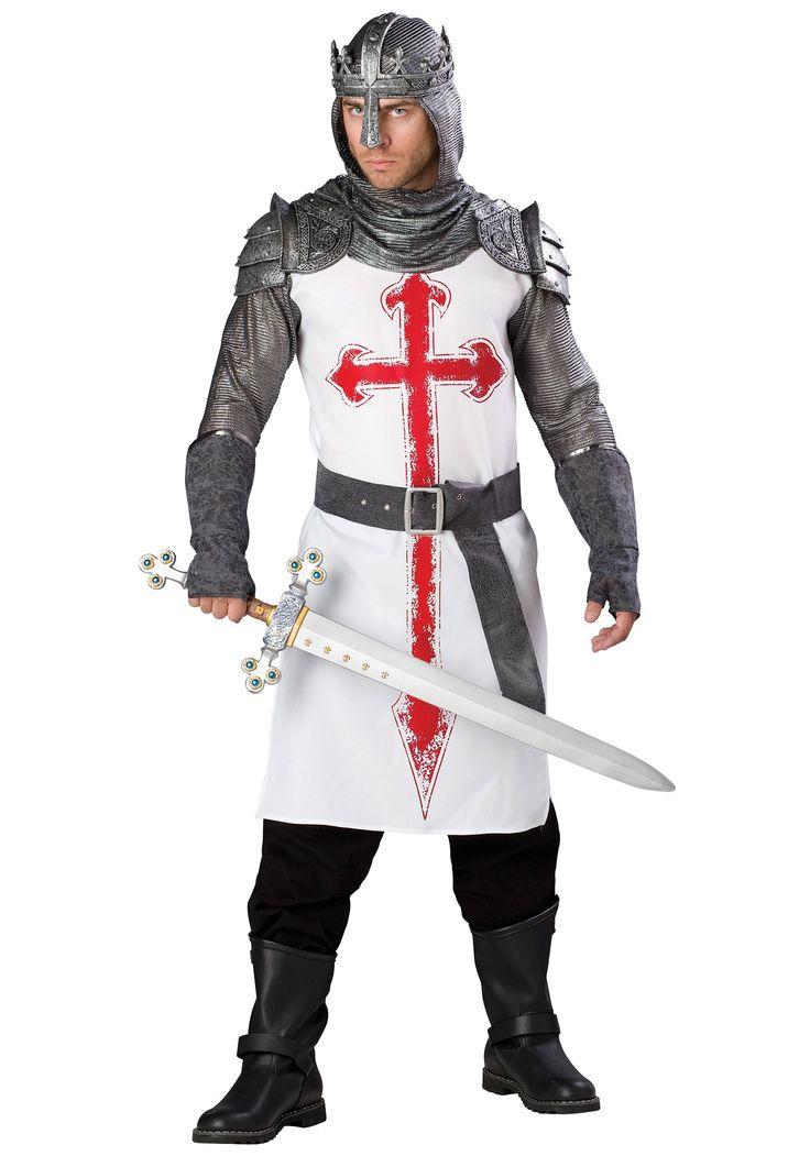 Одежда крестоносцев картинки