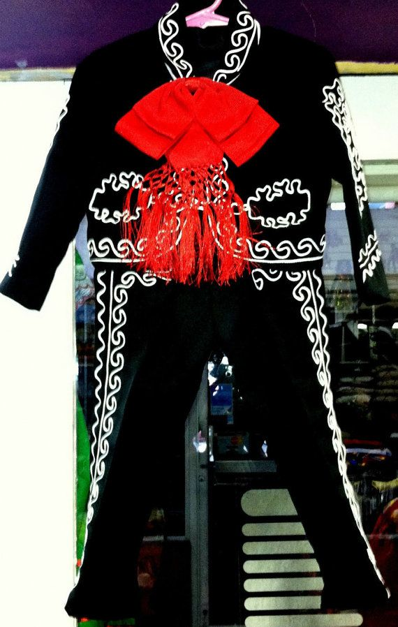 Boys Toddlers Mariachi Suit Set Mexico by bordermerchant on Etsy, $78.00