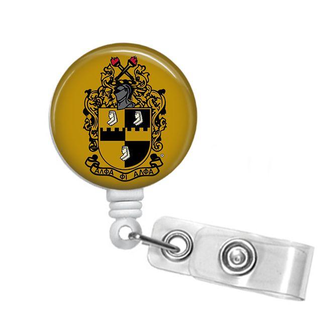 Alpha Phi Alpha Badge Reel