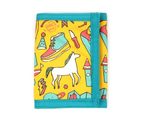 Adventure Party Wallet