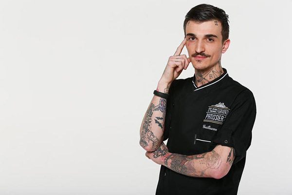 Guillaume Sanchez dans Le Grand pâtissier 2014 de France 2.