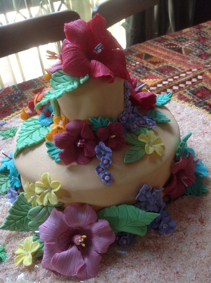 Hawaii cake.