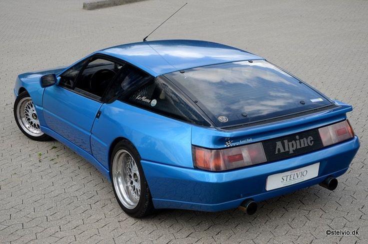 1992 Alpine GTA - V6 Turbo Le Mans | Classic Driver Market