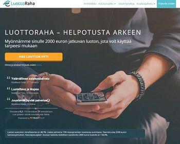 LuottoRaha - VertaaLainaa.fi