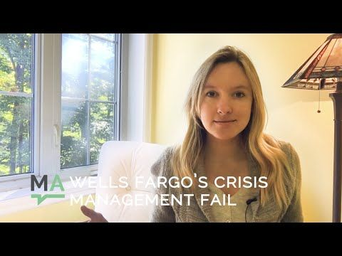 Wells Fargo's Crisis Management Fail - Melissa Agnes - Crisis Management…