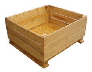 Palot de madera | Cajas de madera | Embalajes Bercalsa | logismarket.es