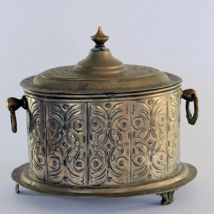 Image result for antique round handled spice jars pewter