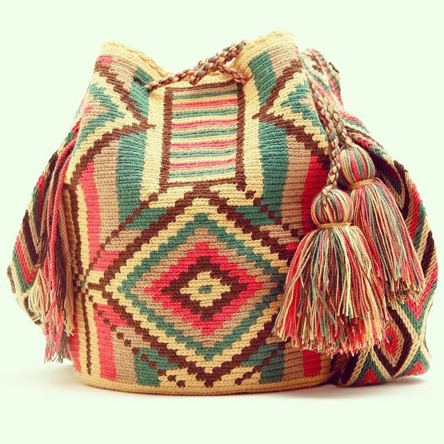 Wayuu Boho Bag