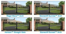 Aluminum Driveway Gates - How to choose.