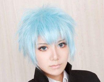 Blauwe Haartjes - Korte Kapsels