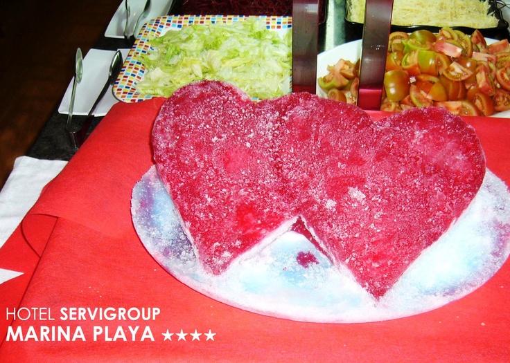 Nuestros corazones laten por ti // Our hearts beat for you