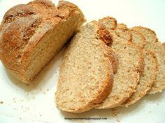 A simple wholemeal bread recipe