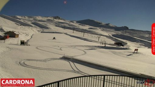 Cardrona Alpine Resort May 2013