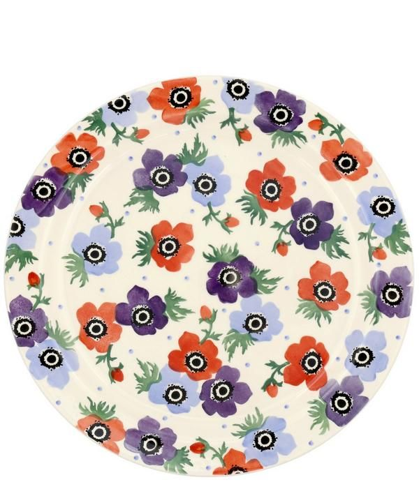 Anemone Cake Plate (Liberty London Exclusive) 2017