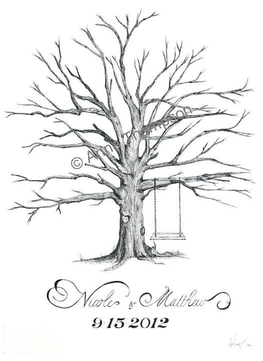 241 best images about gift ideas on pinterest father 39 s for Cute tree drawing