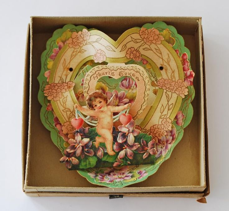 37 best antique greeting cards images on pinterest vintage cards antique valentine greeting card m4hsunfo