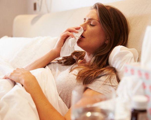 Wie lange ist eine Erkältung eigentlich ansteckend?