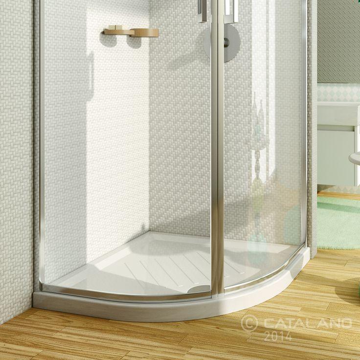 Shower Trays Verso New 90x90
