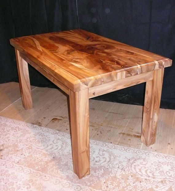 table by Woodworkers0cz on Etsy