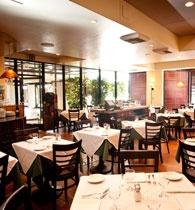 Toscana Italian Restaurant - Brentwood (Los Angeles), California