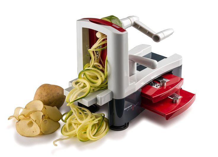 Best Spiral Vegetable Slicers 2016