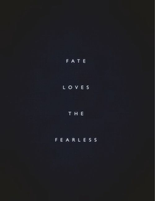 Fate Love the Fearless