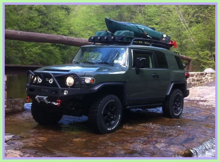 102 reference of roof rack toyota fj cruiser in 2020