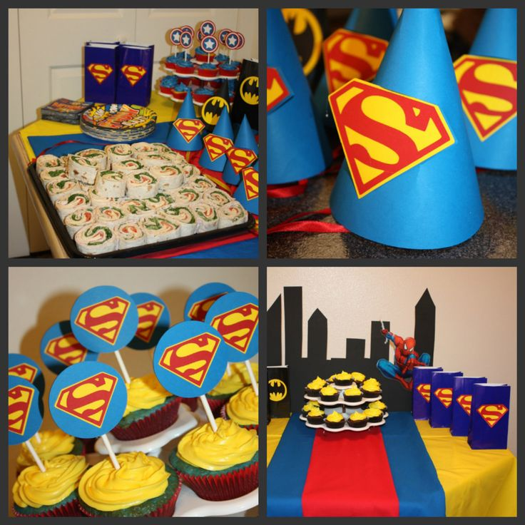 24 best Supermans 1st Birthday Ideas images on Pinterest