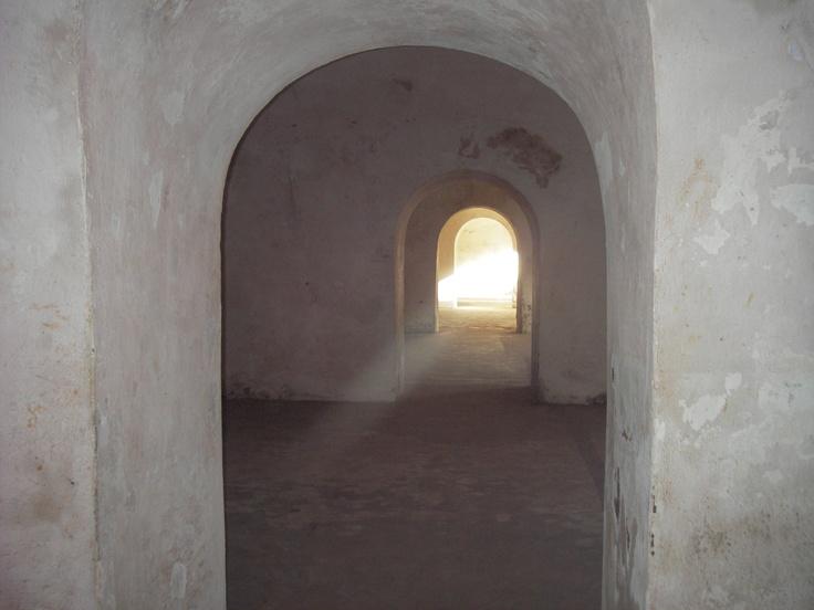San Felipe El Morro Castle in old San Juan