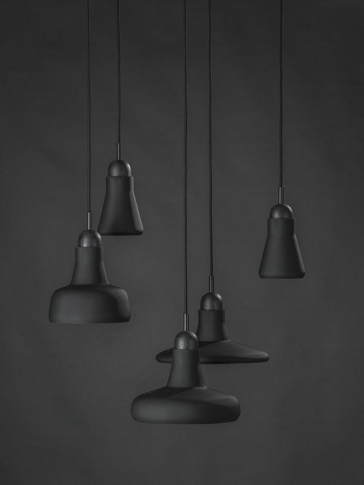 Les suspensions de S.Bensimon, pour la collection « Shadows » de la marque Brokis | MilK decoration