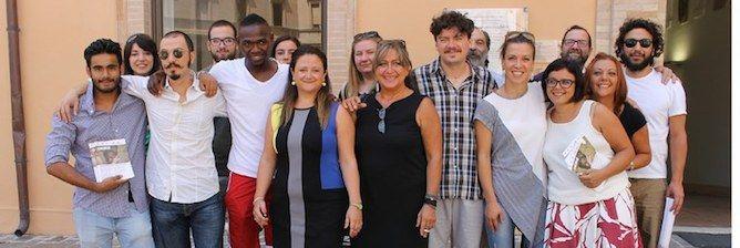La Dibbuk una giovane casa di produzione maceratese ha presentato alla biblioteca Mozzi - Borgetti il film dal titolo