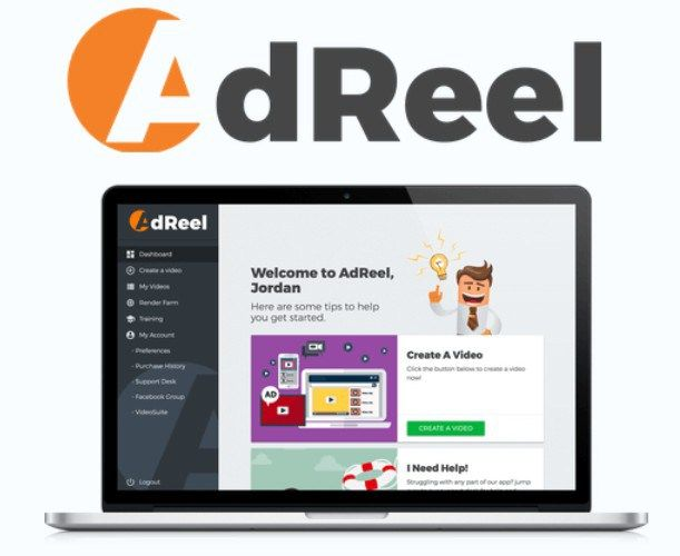 AdReel Pro Video Ad Animation Software by Ryan Phillips VideoSuite