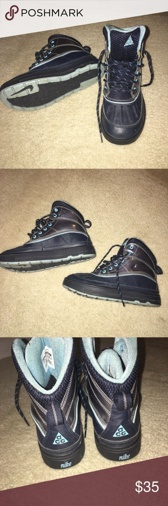 Nike ACG Boots Size 4.5y Preowned great condition Nike ACG Shoes Boots