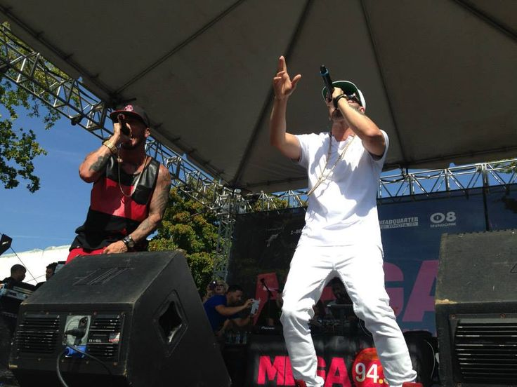 Sunday, March 15 we took over Calle Ocho for our 38th annual Calle Ocho festival! Musica, comida, baile y mas! Here are some of our highlights from Chino & Nacho rocking the Mega 94.9 stage to the Winn-Dixie Family Fun Zone y mas. Nos vemos en 2016!    #chinoynacho #carnaval #calleocho #kingsofcarnaval #miami #carnavalmiami #florida #music #people #artists #concert #festival #show #celebrity #kings #goodvibes #spanish