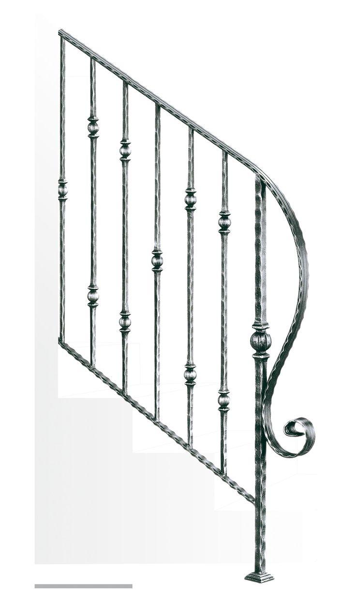 Δημιουργίες Σιδήρου - Εσωτερικές σκάλες - Κάγκελα Σκάλας