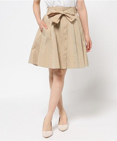 MINI-FLAIR SKIRT(スカート)|JILL by JILLSTUART(ジル バイ ジルスチュアート)のファッション通販 - ZOZOTOWN